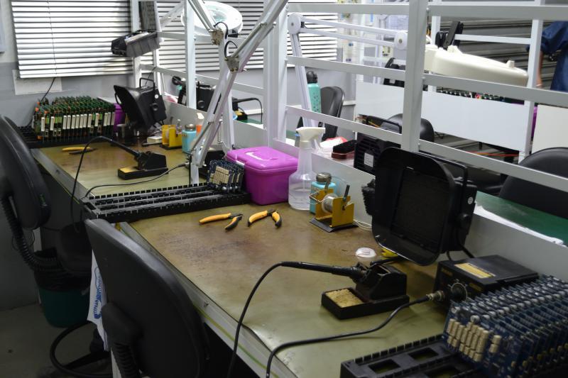 Empresa de projetos eletrônicos