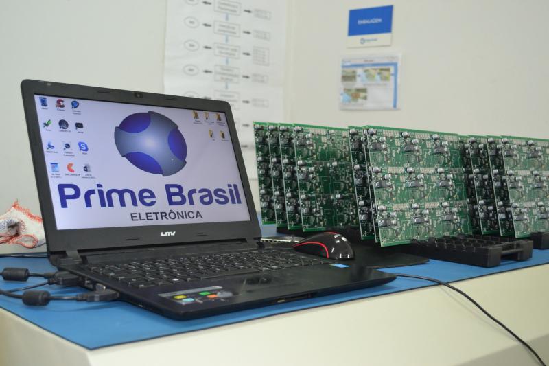 Empresa de desenvolvimento de projetos eletrônicos