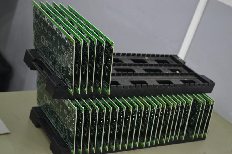 Montadoras de placas pth
